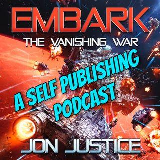 A Self Publishing Podcast: (Repost) SciFi Self Pub Q&A