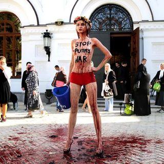 Femen, parola d'ordine: disobbedienza