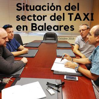 Situación del taxi en Baleares | octubre 2019