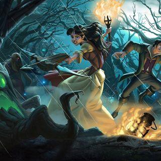 6. Обзор карт Ведьмин лес