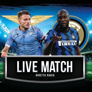 Post Partita - Lazio Inter 1-1 - 201004