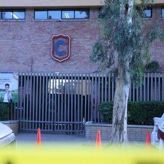 Congelan cuentas de familia de menor que disparó en Colegio Cervantes