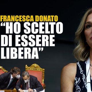 Francesca Donato Il green pass è incostituzionale. Stupisce il mancato intervento di Mattarella
