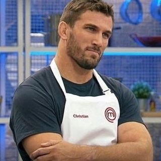 Episode 142 - with Christian Day - From Pro Rugby to Master Chef