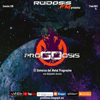 proGDosis 228 - 17abr2021 - The Advent Equation