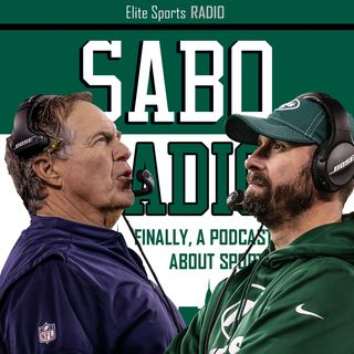 Sabo Radio 34: New York Jets, Adam Gase Thoroughly Outcoached By Bill Belichick