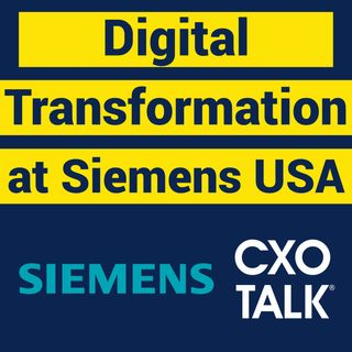 Siemens USA CEO on Digital Transformation