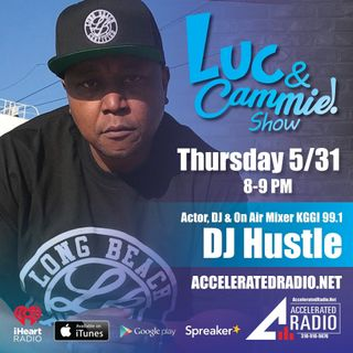 Accelerated Radio - DJ Hustle and Voice of the Streets Collaborator, Willie Mammuth - 5.31.18