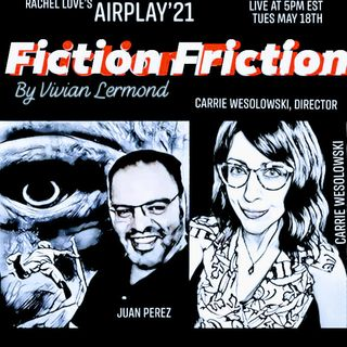 AirPlay21 Presents:Fiction Friction by Vivian C. Lermond