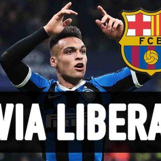 """Lautaro Martinez-Barcellona, dalla Spagna: """"Ok Inter da febbraio"""". Le cifre"""