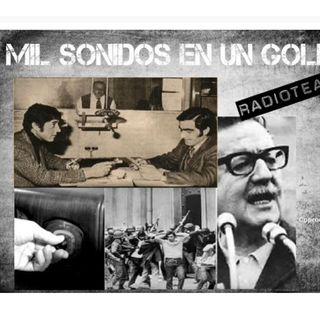 Mis invitados: Asi suena la vida - Documental MIL SONIDOS DE UN GOLPE (08-12-2019)