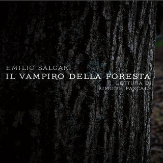 Il vampiro della foresta -  Emilio Salgari -  Audiolibro