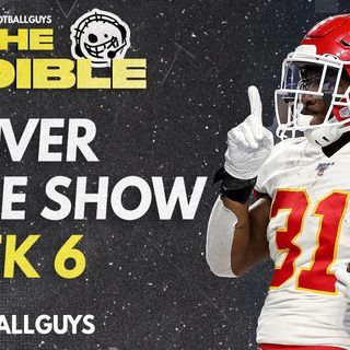 The Audible - Week 6 Waiver Wire Show - Fantasy Football 2021