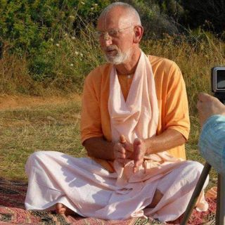 Lezione del 25 marzo 2020 di Bhakti Aloka Tapasvi Maharaja, Sri Caitanya Caritamrita, Adi-lila, capitolo 10 verso 1