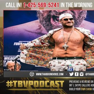 ☎️Don't Blame Me❗️Frustrated🤬Fury Insists He's NOT at Fault For Covid Delay For Wilder Trilogy😱