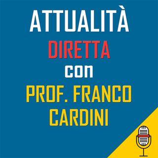 Diretta del 29-05-2020 con il Prof. Franco Cardini