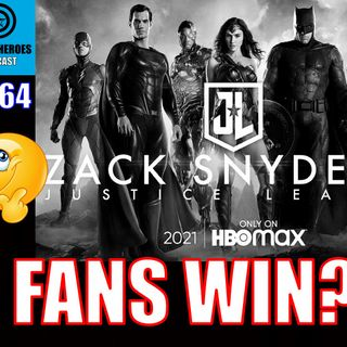 Is Justice League: The Snyder Cut a win for fans? | Episode #164
