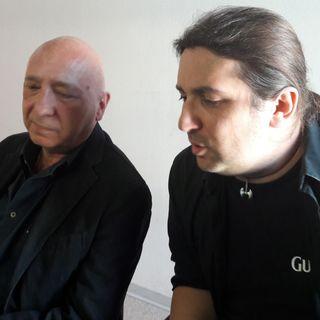OGGI IN STUDIO IL MITICO PROF FABRIZIO GAZZANI!!!CURIOSITA',SPORT,SCUOLA!!!