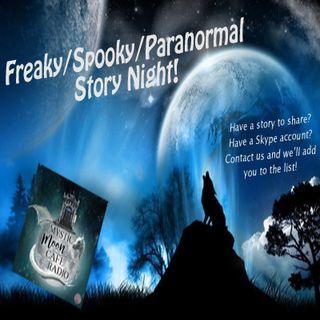 Spooky Story Night!