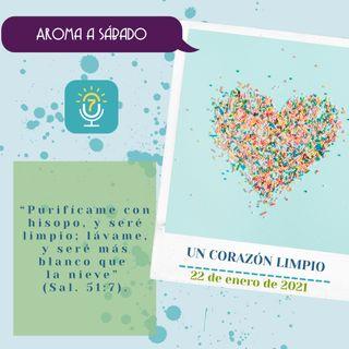 23 de enero - Un corazón limpio - Etiquetas Para Reflexionar - Devocional de Jóvenes