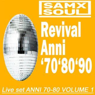 Live set ANNI 70-80 VOLUME 1