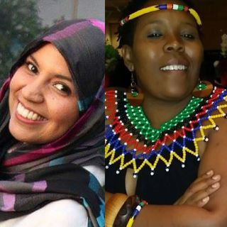 In Conversation with Fatima Ghaouch and Samukeliso Sibanda