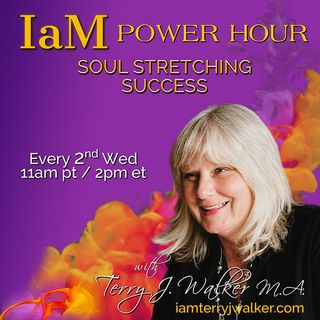 I AM Power Hour: Soul Stretching Success