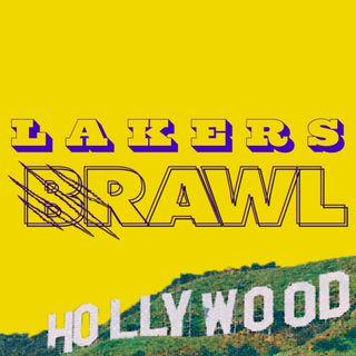 Lakers Brawl