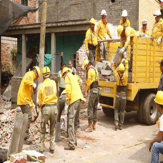 Situación en Xochimilco tras sismo del 19s: Avelino Méndez
