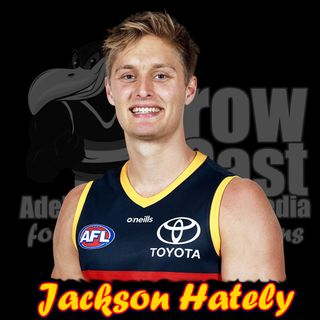 CrowCast Jackson Hately Interview 3 May 21