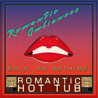Romantic Hot Tub Ambiance | White Noise | ASMR & Relaxation