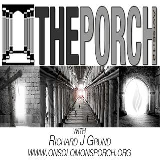 The Porch - Walk in the Spirit Part 14 - Spiritual Resources