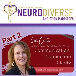 Jodi Carlton Part 2 Addressing Some Nuances in Faith-Based Couples