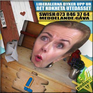 LIBERALERNA DYKER UPP UR DET KOKHETA UTEDASSET