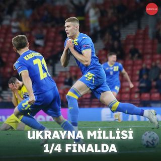 Ukrayna millisi 1/4 finalda | Overtime #17