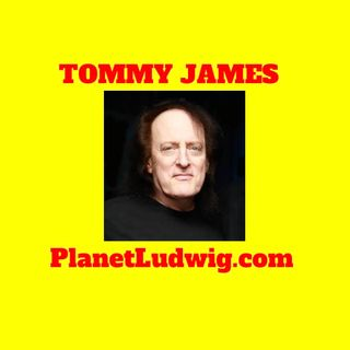 Steve Ludwig's Classic Pop Culture # 140 - TOMMY JAMES INTERVIEW