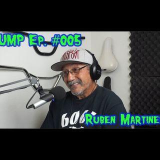 UMP Episode #005 Ruben Martinez 68yr old Bikelife Ambassador