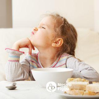 Bambini selettivi a tavola. Cosa fare?