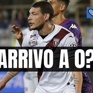 Mercato, l'Inter affonda per Belotti o aspetta?