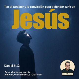Carácter para defender la fe