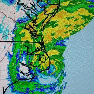 Hurricane Dorian....