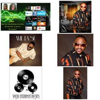 The Kevin & Nikee Show - Willie James Brown Sr.- aka Wil Ease- R&B Hip Hop Artist with Spyder Entertainment Records