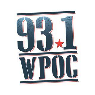 93.1 WPOC (WPOC-FM)