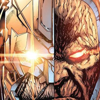 "Source Material #139 - Justice League - ""Darkseid War"" (DC) (2016)"