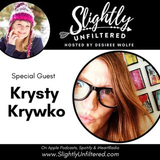 Divorce and Healing through Creativity with Krysty Krywko