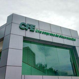 CFE pierde 23 mmdp por 'mercado negro'