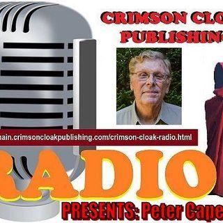 Live with Author, Explorer, Lecturer Peter Capen