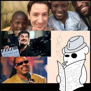 Congo, Boris e Stevie Wonder