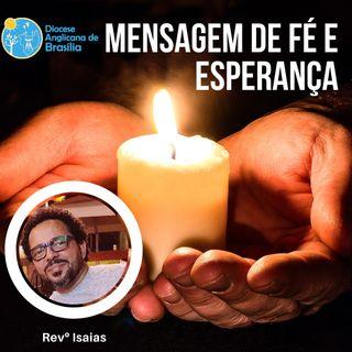 Mensagem de Fé e Esperança