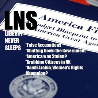 Liberty Never Sleeps 04/25/17 Show